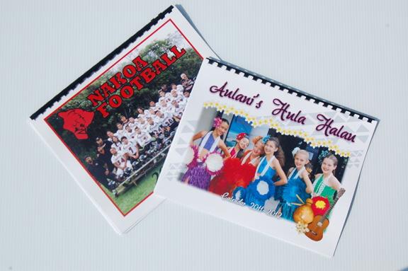 Custom Spirit Calendars