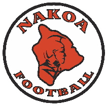 Nakoa Sticker